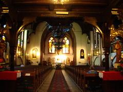 Sopot Iglesia de San Jorge Polonia 12 (Rafael Gomez - http://micamara.es) Tags: de san iglesia poland polska viajes jorge polonia sopot