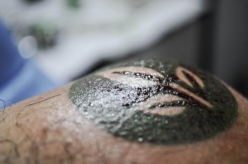 Tattoo... Vitor e Elaine.