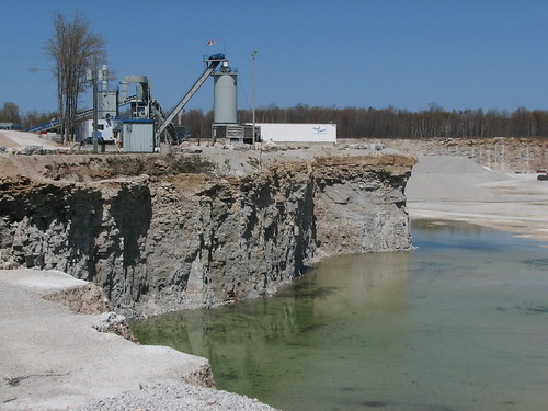 Keppel Quarry, Grey County