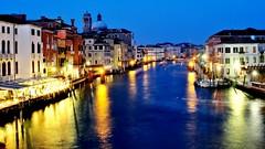 Venice (barnie1990) Tags: blue venice sky canal grand hour