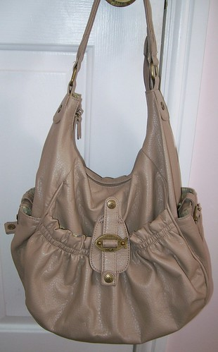 Nica Cream shoulderbag