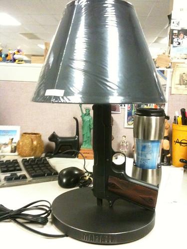Mafia II Lamp