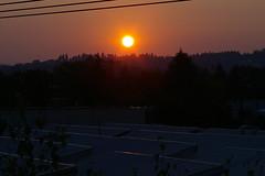 Takumar Sunset