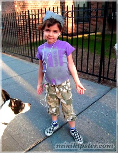 Chloe. MiniHipster.com: children's childrens clothing trends, kids street fashion, kidswear lookbook