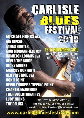 Carlisle Blues Festival