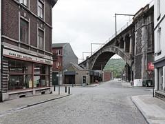 Liége (kahape*) Tags: urban architecture buildings cityscape belgium architektur liege streetscape citiyscape seraing stadtlandschaft