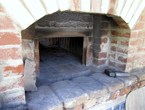 backyard bread oven
