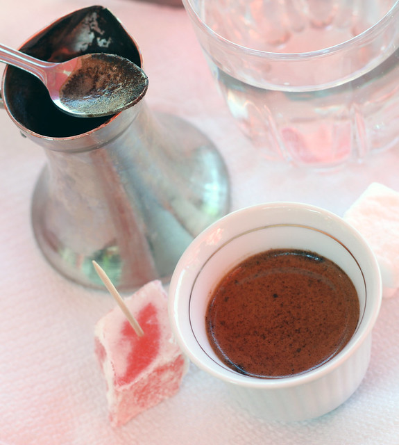 Turkish Coffee Bosnian Style