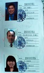Group Visa ([Terence]) Tags: travel northkorea pyongyang dprk koryo democraticpeoplesrepublicofkorea koryotours