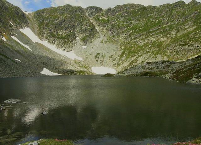 Lacul Custura mare