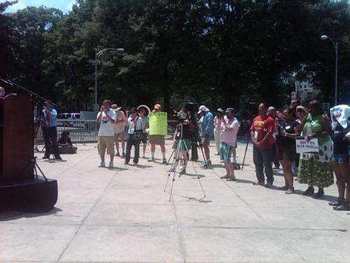NOM supporters in Atlanta GA