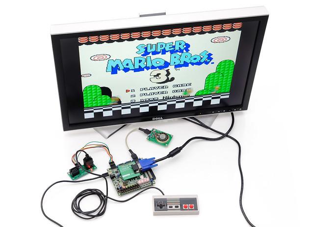 FPGA NES
