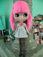 A little dress for little Edie