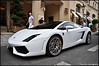 Lamborghini Gallardo LP560-4 (ThomvdN) Tags: white germany munich july automotive thom arabian lamborghini gallardo 2010 carphotography lp5604 thomvdn insanecars