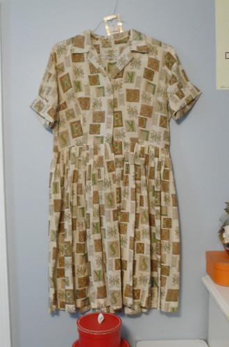alphabet dress!