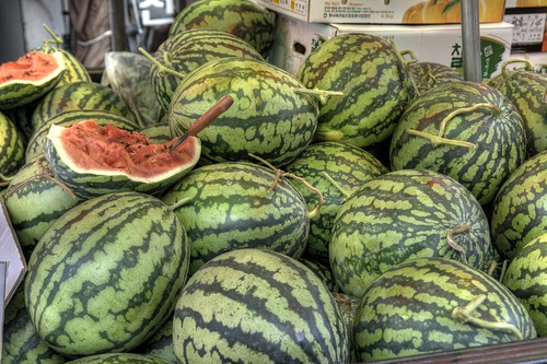 Watermelon HDR