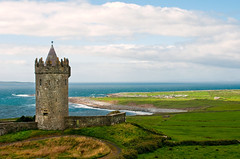 Fairytale Irish Castle....came acorss this Castle/Tower abov
