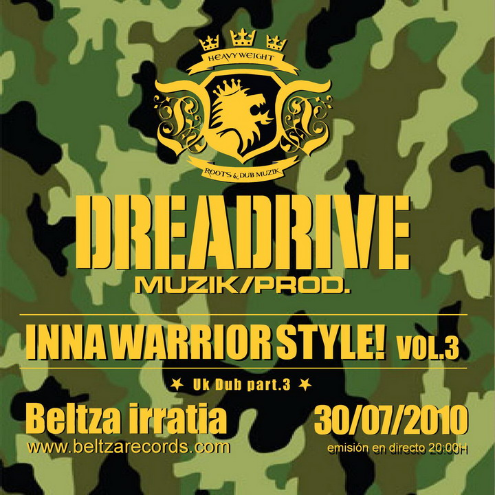 INNA WARRIOR STYLE! VOL.3 720