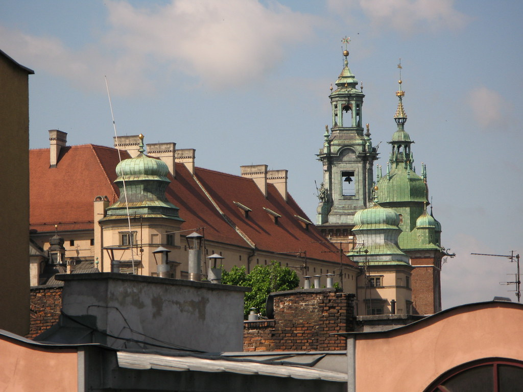 Elegant apartment in one of the most desirable parts of Old Krakow