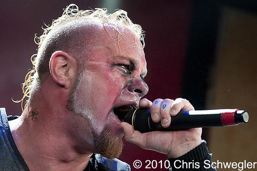 Five Finger Death Punch - 08-06-10 - Rockstar Energy Drink Mayhem Festival, DTE Energy Music Theatre, Clarkston, MI