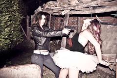 Maria kills Laura II (Teban Jara Caro) Tags: girls camp woman sexy sex rural women kill scene killer sexys mujeres tutu muerta bailarina escena chichas asesina sensuales asesinato escene diedied