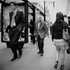 Making wishes (Ian Brumpton) Tags: street blackandwhite bw blackwhite noiretblanc candid streetphotography streetlife citystreets oxfordstreet decisivemoment streettheatre streetwalker ourownprivateidaho sidewalkstories urbandreams londonstreetphotography ageisjustanumber lifeinslowmotion scattidistrada amomentofreflection blackwhiteemotions aimlessstrolling thebestdaysofyourlfe