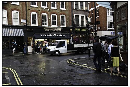 Creative Review - Wardour Street