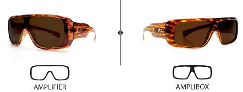 25abf61ce Amplibox – Lançamento de óculos Evoke 2010/2011Evoke   Evoke