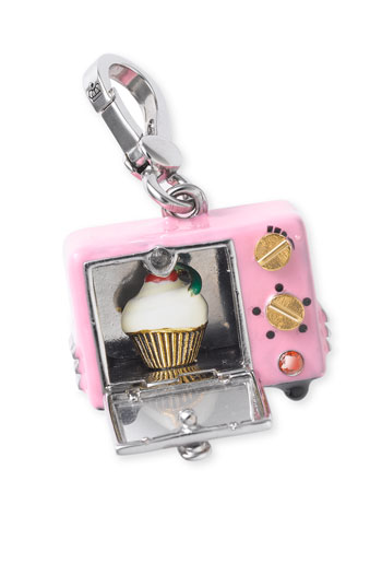 Juicy Couture Cake Charm