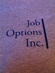 JOB OPTIONS INC