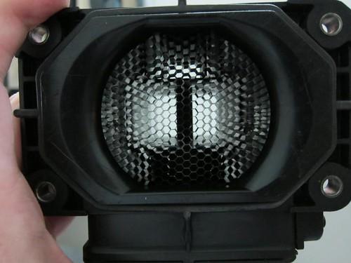 Faulty Air Flow Sensor