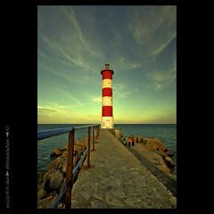 Lighthouse (m@®©ãǿ►ðȅtǭǹȁðǿr◄©) Tags: imagenesdefrancia fotosdefrancia portlanouvelle faro lighthouse languedocrosellón aude france canon canoneos400ddigital sigma10÷20mmexdc marcovianna marcoviannafotógrafo m®©ãǿ►ðȅtǭǹȁðǿr◄©