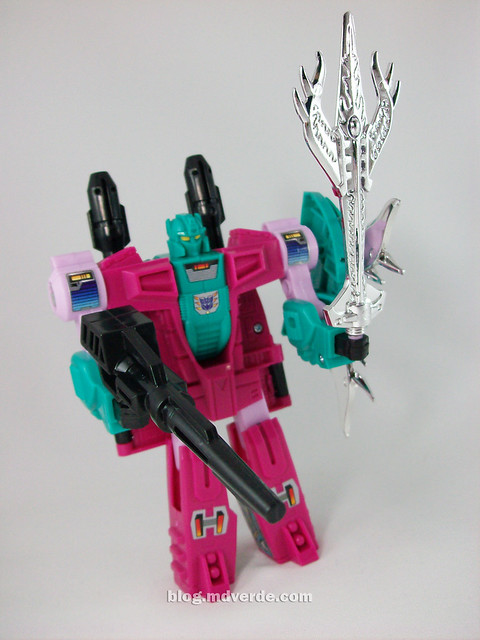 Transformers Snap Trap G1 Reissue - modo