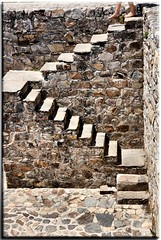 a step in time (Linda Cronin) Tags: old castle portugal stone steps marvão gamewinner challengeyouwinner motifdchallengewinner friendlychallenges pregamewinner