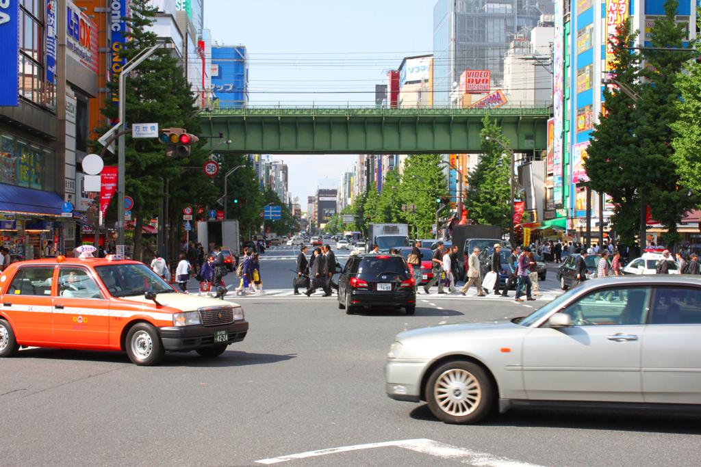 The art of the walk for gastronome in Kanda (55)