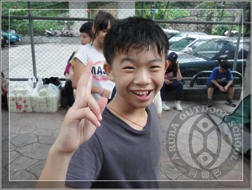 20100812世界展望會兒童攀岩夏令營449