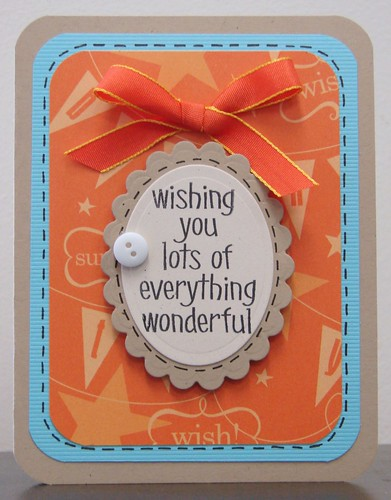 Everything Wonderful Card