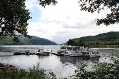 Loch Lomand (Lois Pryor) Tags: trees boats scotland highlands lock loch lomand