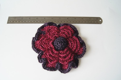 Crochet Irish Rose