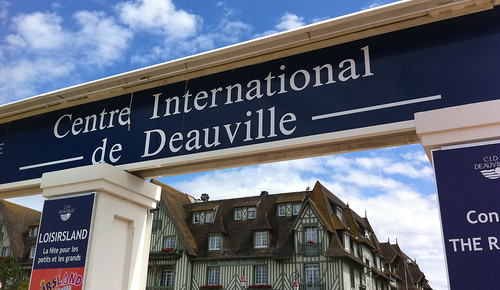 Le Centre International de Deauville