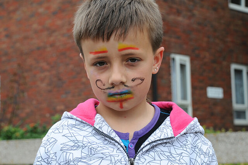 kid with gay pride makeup_5017 web