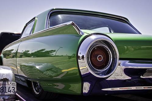 Green T-bird