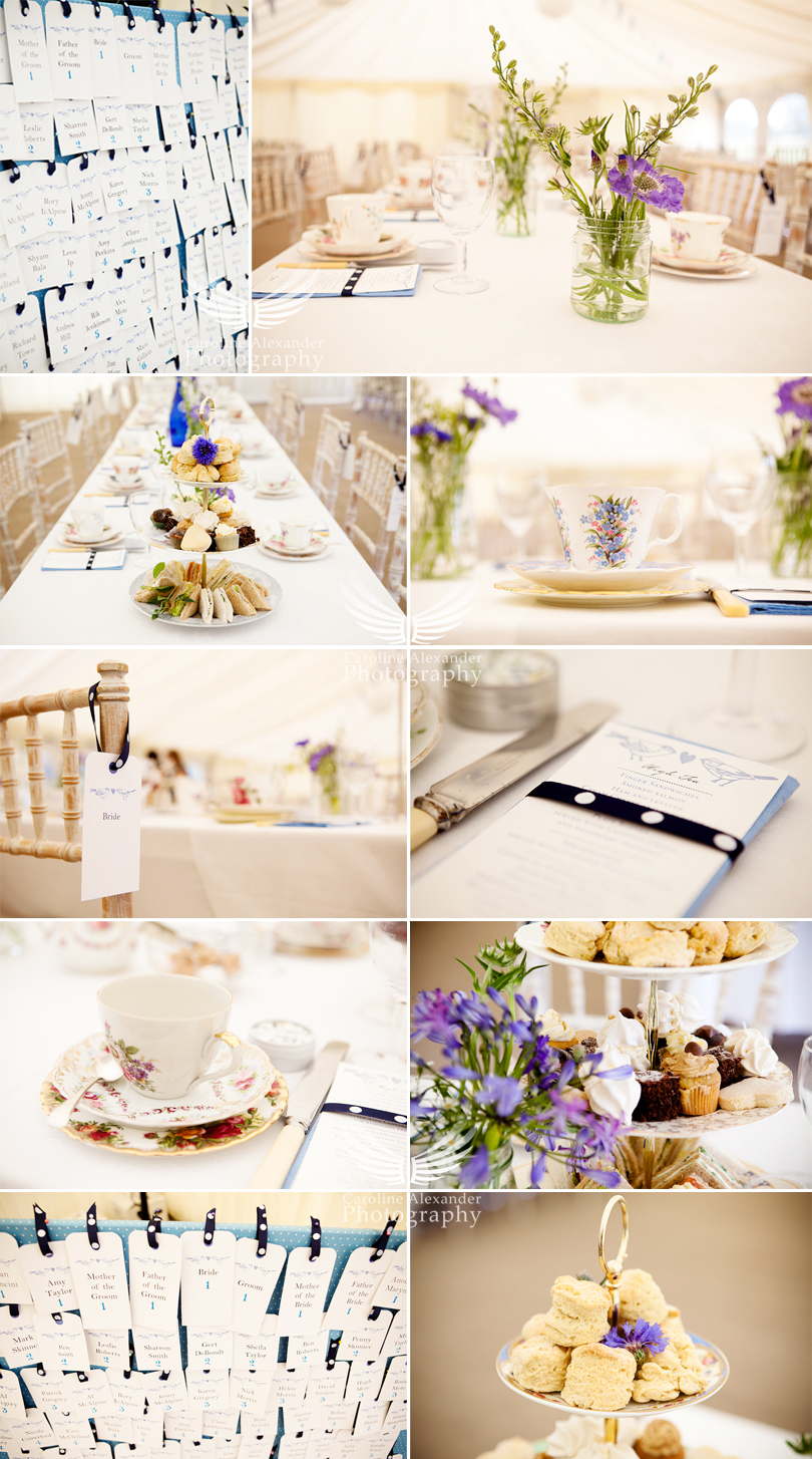 Vintage High Tea Caroline Alexander Photography 28