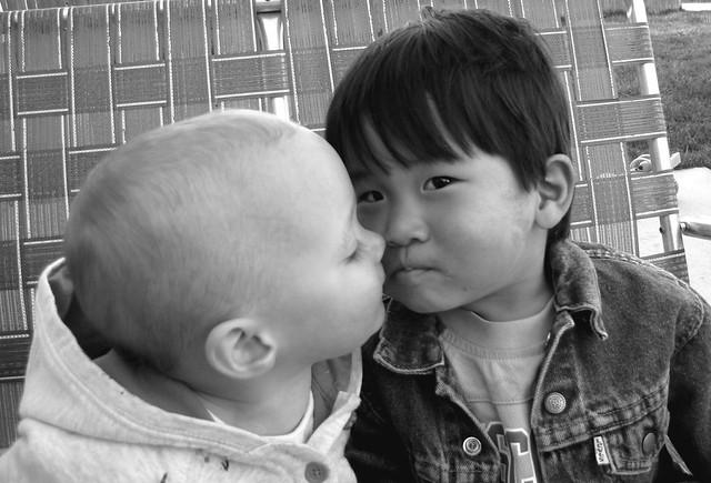 first kiss 1