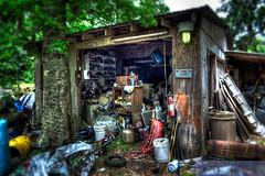 PJ's Dream House (Rob Hanson Photography) Tags: rural junk nikon texas hdr hdri junker topaz picker shadowmap photomatix photoshophdr nikond90 shadowmapping topazadjust robhanson robhansonphotographycom
