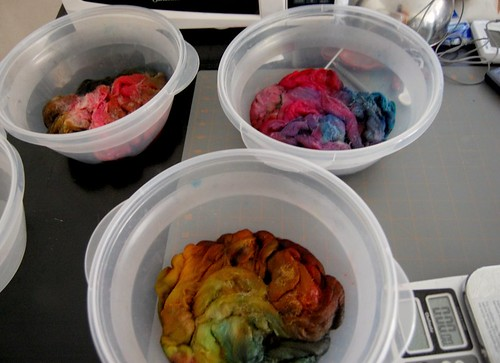 dyeing day
