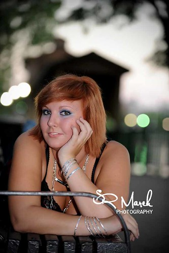 Kristen - love the bokeh