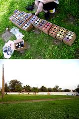 in progress (mrzero) Tags: school wall effects graffiti hungary style colored cans cfs hepi mrzero sior bki