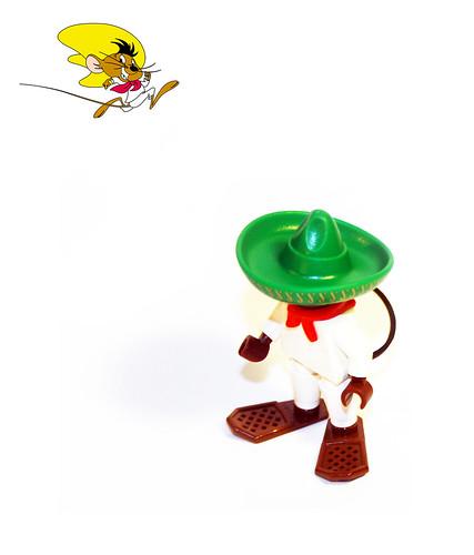 Speedy Gonzales custom minifig