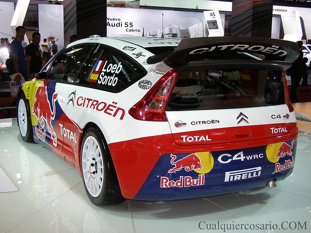 Citröen C4 WRC 2009 - Toma III